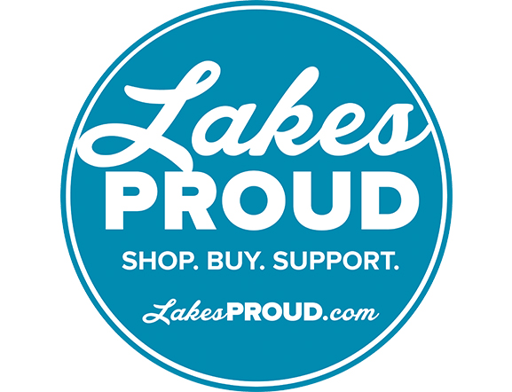 Support Lakes Proud