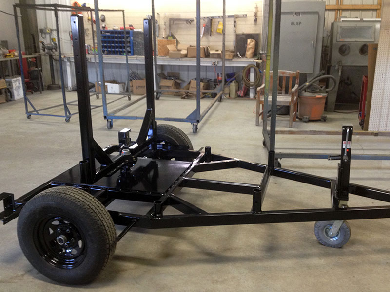 Stock Car Frame